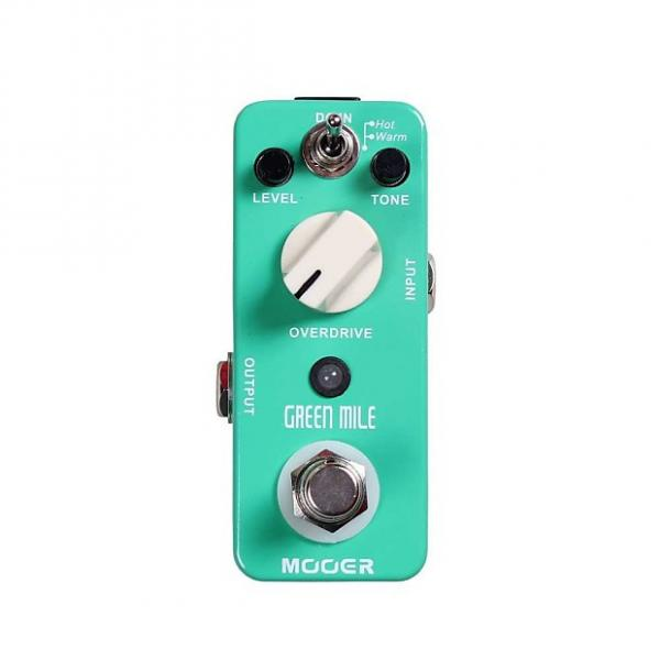 Custom Mooer  Green Mile #1 image