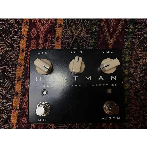 Custom Hartman LM308 Op-Amp Distortion #1 image