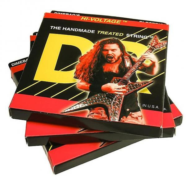 Custom 3 Sets DR Strings Dimebag Darrell HI-VOLTAGE Electric Guitar Strings 9-46 #1 image