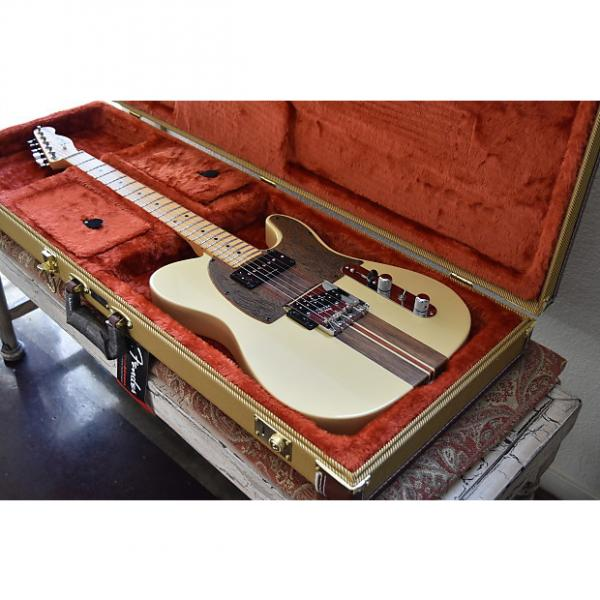Custom Hot Rodded Fender Telecaster 2016 Vintage Blonde/Maple #1 image