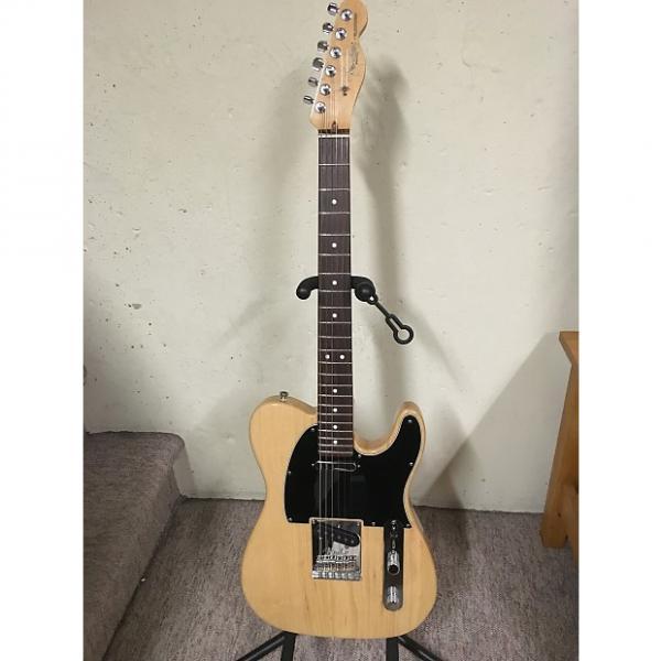 Custom Fender American Standard Telecaster Natural Ash 2010 Natural Ash #1 image