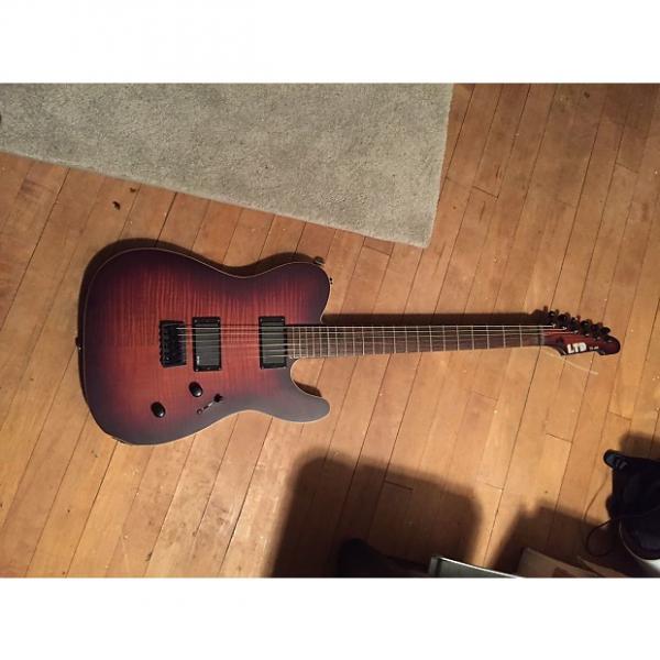 Custom ESP LTD TE406-FM #1 image