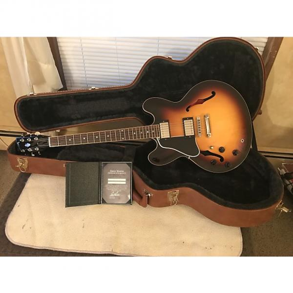 Custom Gibson Left Handed ES-335 Dot Memphis Custom Shop 2013 #1 image
