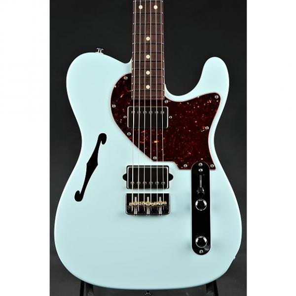 Custom Suhr Alt T Pro Rosewood Limited Edition - Sonic Blue #1 image