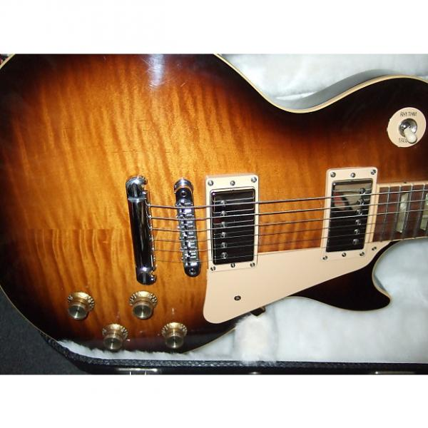Custom Gibson Traditional Pro Les Paul Standard  2008 Desert Burst #1 image