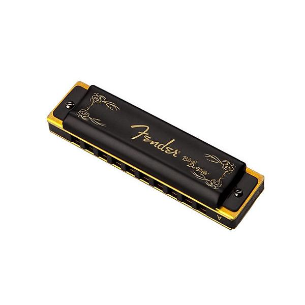 Custom Fender Blues DeVille Harmonica Key of A #1 image