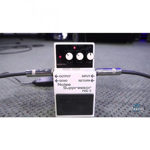 Custom Boss NS-2 Noise Suppressor #1 image