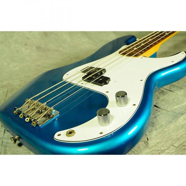 Custom Fender Japan PB-43 Lake Placid Blue #1 image