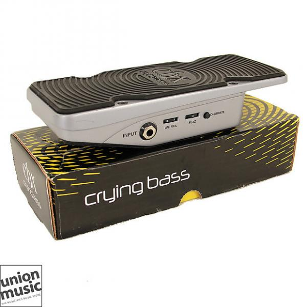 Custom Electro-Harmonix Next Step Crying Bass Pedal #1 image