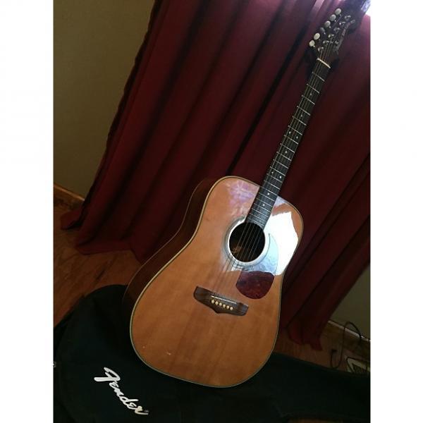 Custom Fender San Luis Rey 1992 Rosewood and Spruce #1 image