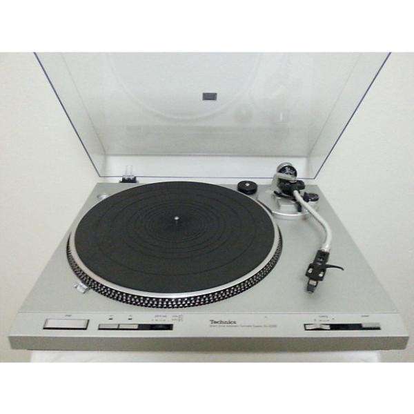 Custom Vintage Technics SL-D202 Semi-Automatic Direct Dr. Turntable/Good Working Cond. #1 image
