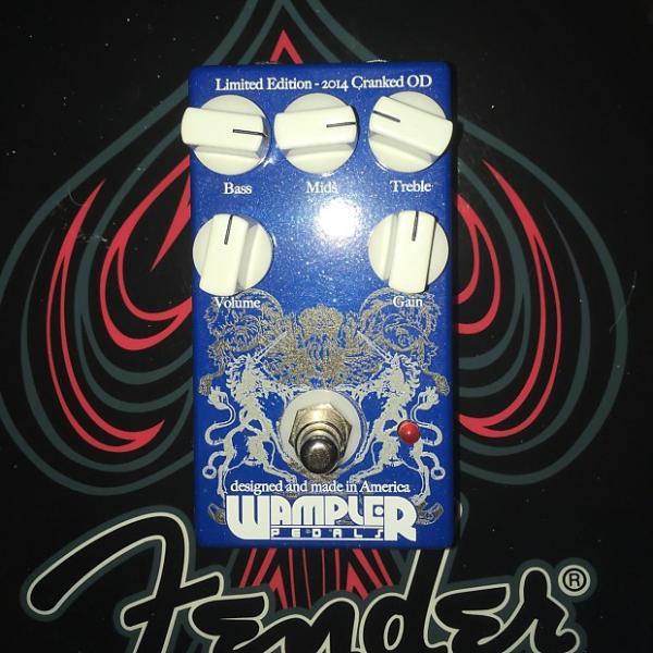 Custom Wampler Cranked OD 2014 #1 image