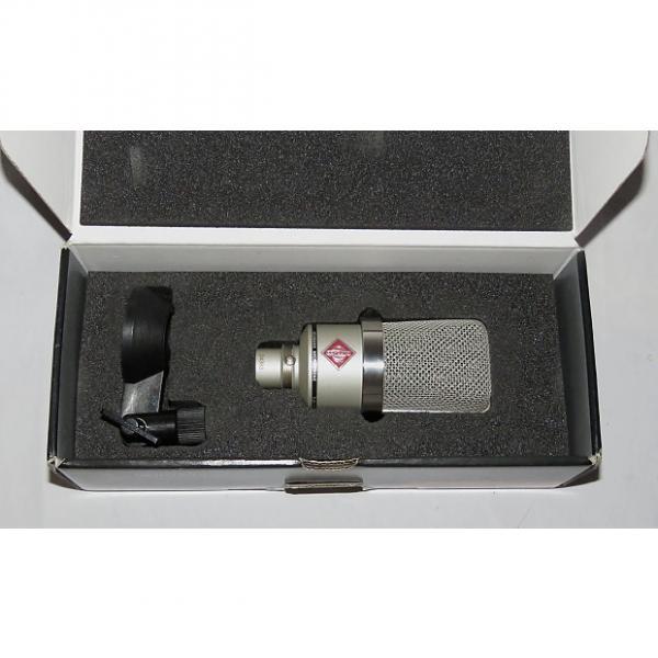 Custom Neumann TLM 102 TLM102 NI Studio Condenser Microphone - Minty in Box! #1 image
