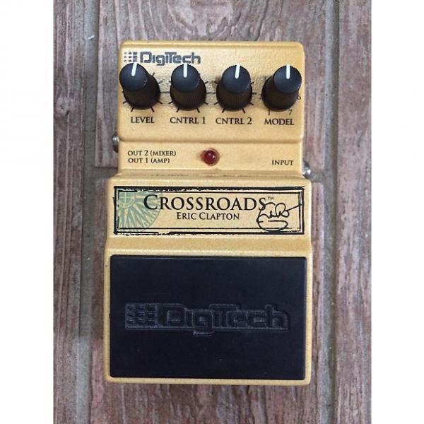 Custom Digitech Eric Clapton Crossroads Pedal #1 image
