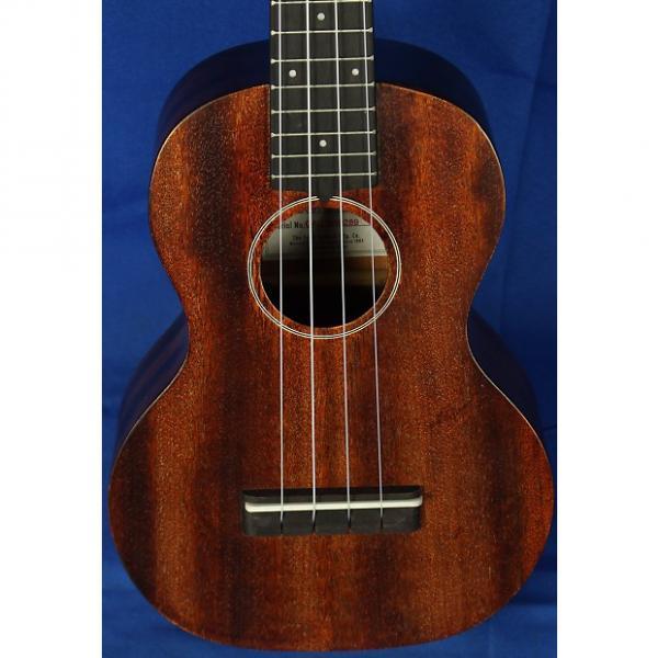 Custom Gretsch G-9110 G9110 Concert Mahogany Ukulele Uke Natural #1 image