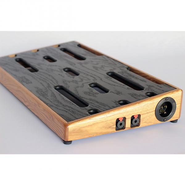 Custom GroundSwell Pedalboard (24x13)- Ash. In-stock #1 image
