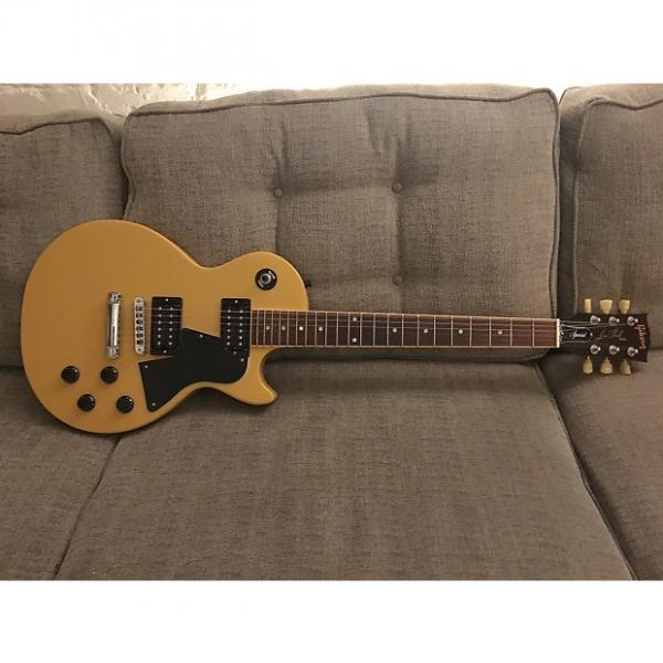 Custom Gibson Les Paul Jr Special Humbucker 2012 Satin Yellow #1 image