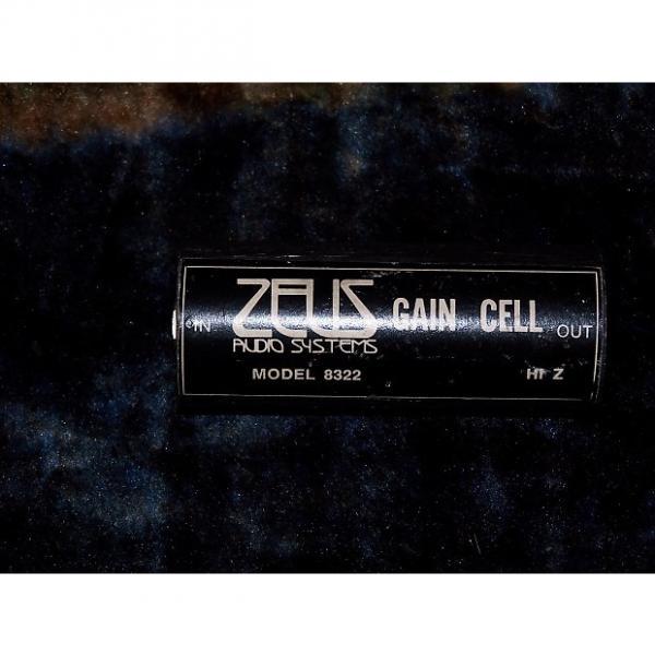 Custom Zeus Gain Cell 1970's #1 image