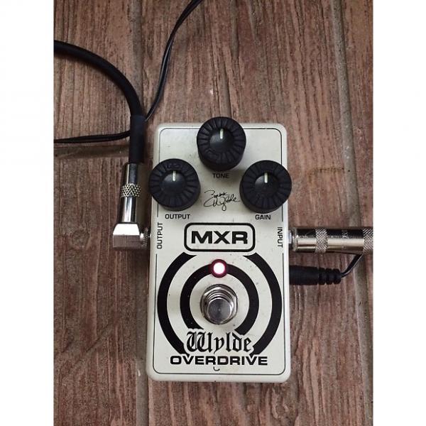 Custom MXR Zakk Wylde Overdrive #1 image