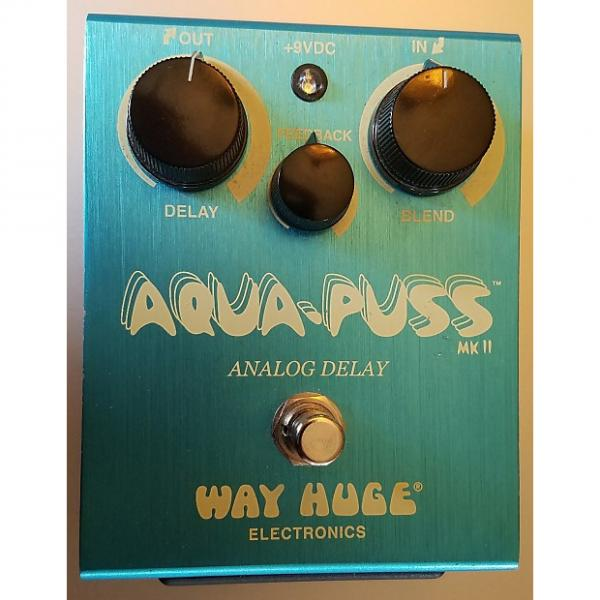 Custom Way Huge Aqua-puss  Aqua blue #1 image
