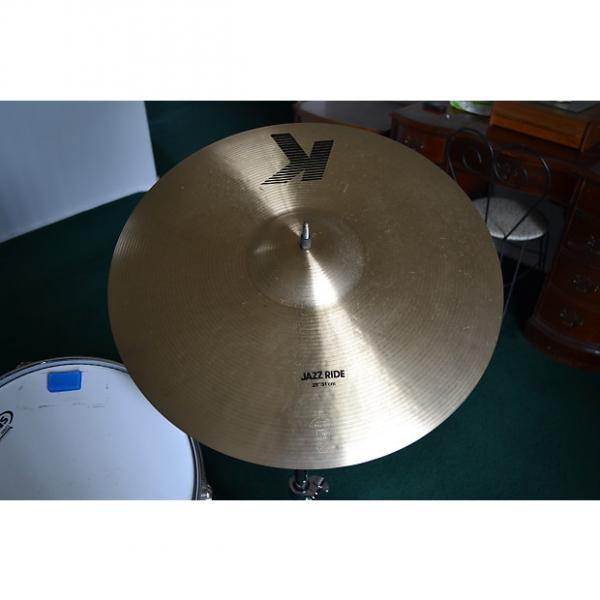 "Custom Zildjan 20"" K JAZZ Ride Cymbal #1 image"