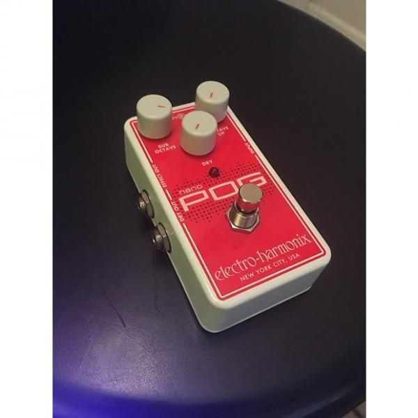 Custom EHX Electro Harmonix Nano Pog #1 image