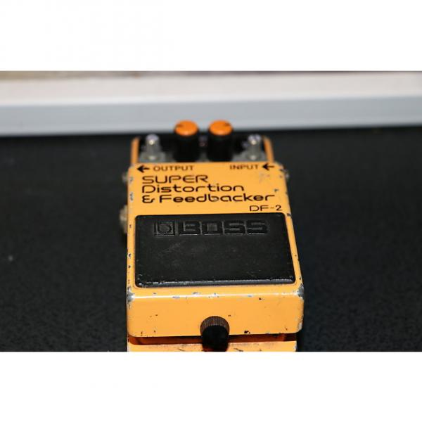 Custom Boss  DF-2 Super Feedbacker and Distortion #1 image
