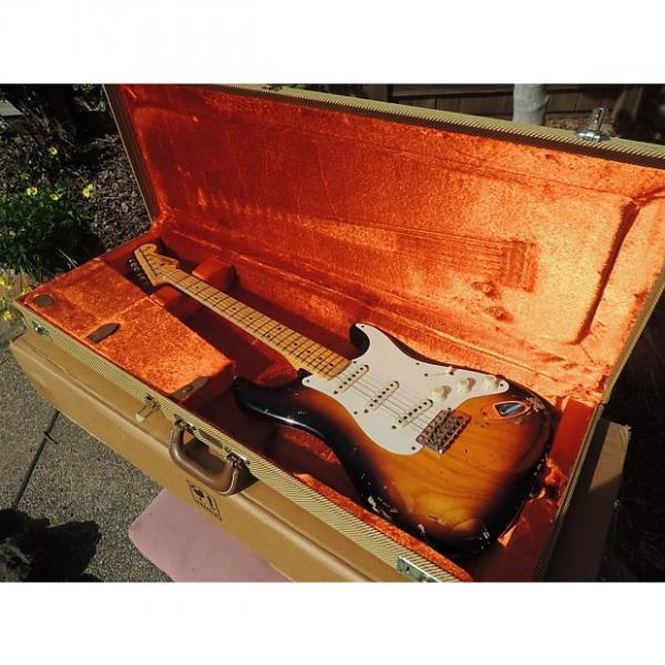 Custom Fender USA Custom Shop 1957 Stratocaster Heavy Relic #1 image