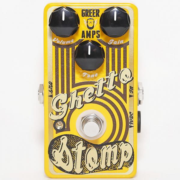 Custom Greer Ghetto Stomp Limited Edition BC107B Overdrive #1 image