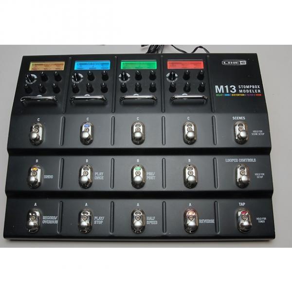 Custom Line 6 M13 Stompbox Modeler #1 image