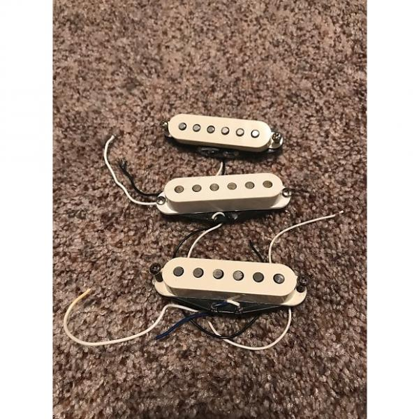 Custom Fender Left handed strat pickups #1 image