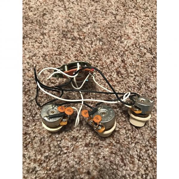 Custom Fender Lefty Greasebucket Wiring Harness #1 image