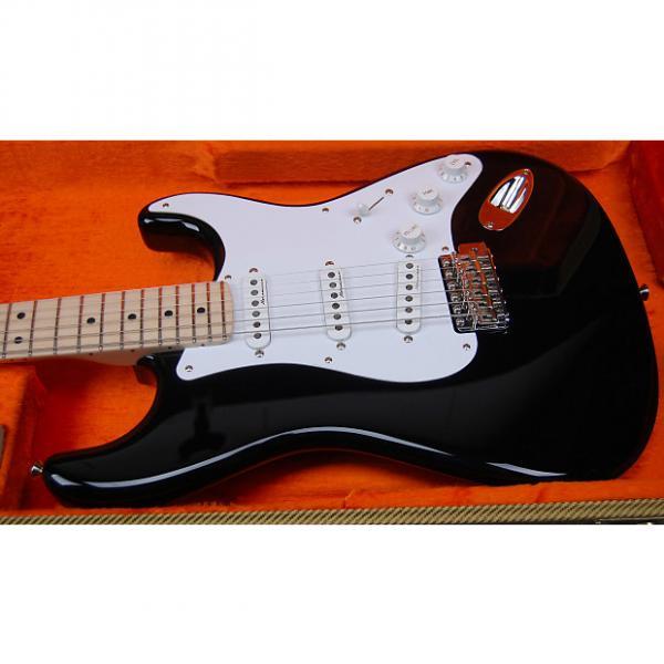 Custom Fender Eric Clapton Custom Shop Stratocaster 2017 Blackie Strat 100% Unplayed Mint Only 7lbs 9oz #1 image