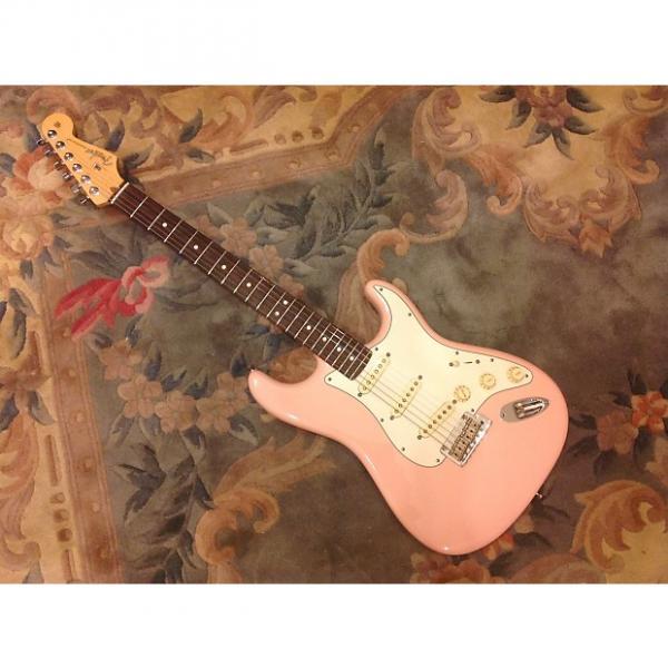 Custom Fender FSR American Standard Stratocaster 2013 Shell Pink #1 image