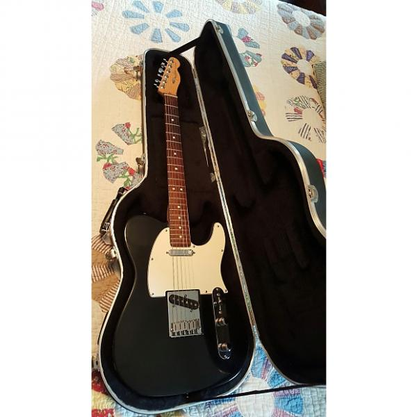 Custom Fender American Standard Telecaster  2000 Black #1 image