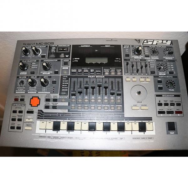 Custom Roland  MC 505 groove box #1 image
