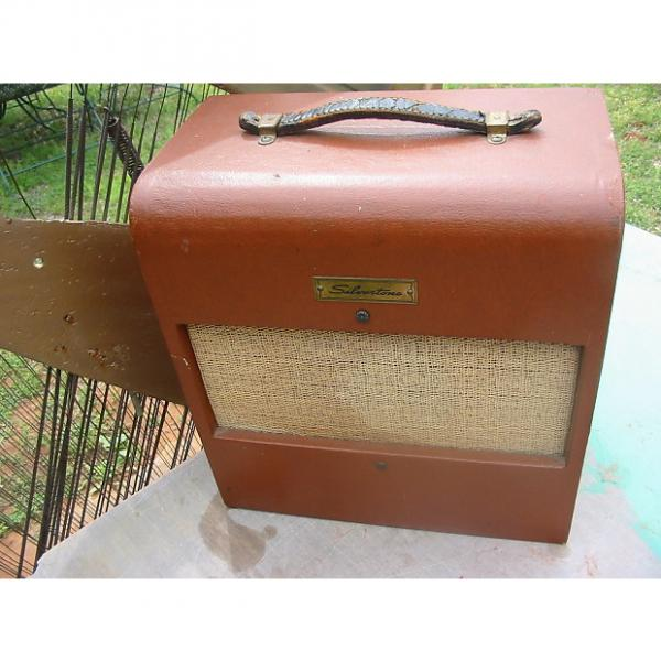 Custom 1950's Silvertone Amp 1430 Amp  Original -Clean Danelectro #1 image