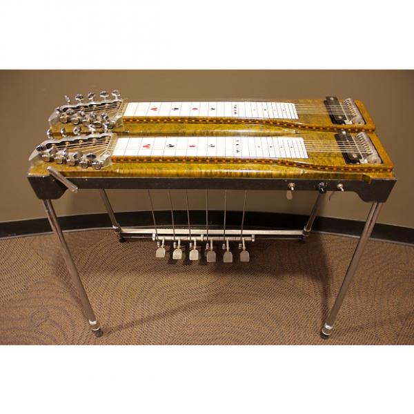 Custom Sho-Bud Twin Neck Pedal Steel #1 image