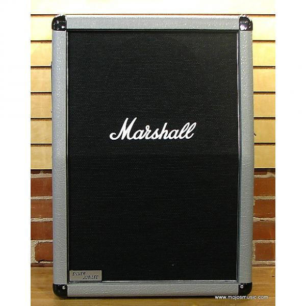 Custom Marshall  2536A Silver Jubilee 140w 2X12 Guitar Amp Cab #1 image