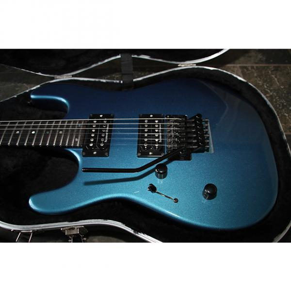 Custom Carvin ST300C Left handed 2011 Pearl blue #1 image