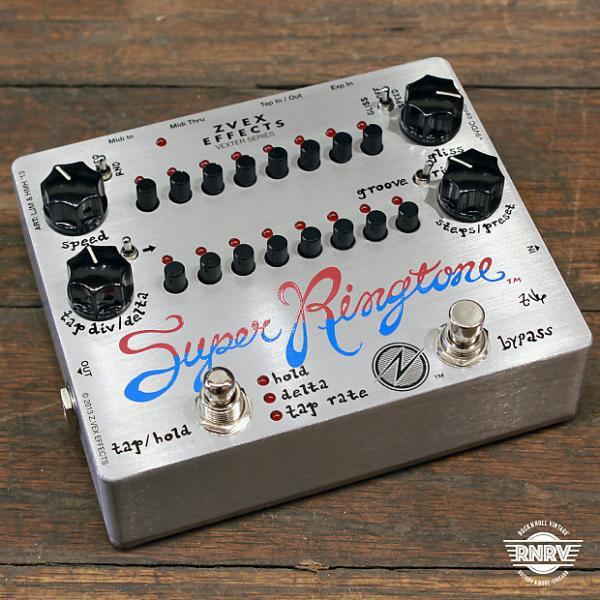 Custom Zvex Super Ringtone #1 image