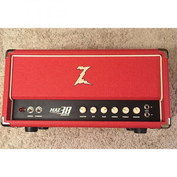 Custom Dr. Z Maz 38 Senior NR Head Red #1 image