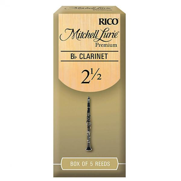 Custom Mitchell Lurie Premium Clarinet Reed - 2.5 #1 image
