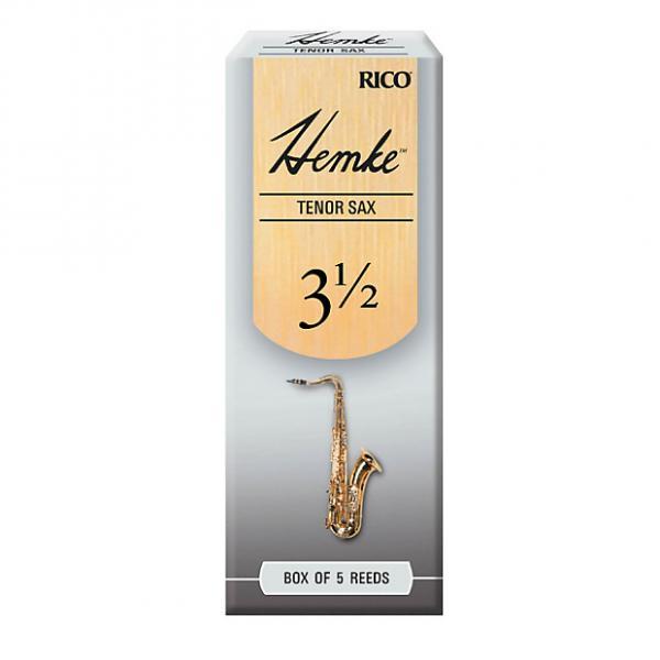 Custom Hemke Tenor Sax Reeds Box 5 - 3.5 #1 image