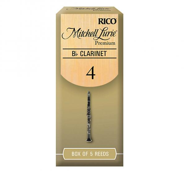 Custom Mitchell Lurie Premium Clarinet Reed - 4 #1 image
