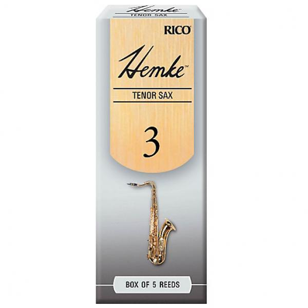 Custom Hemke Tenor Sax Reeds Box 5 - 3 #1 image