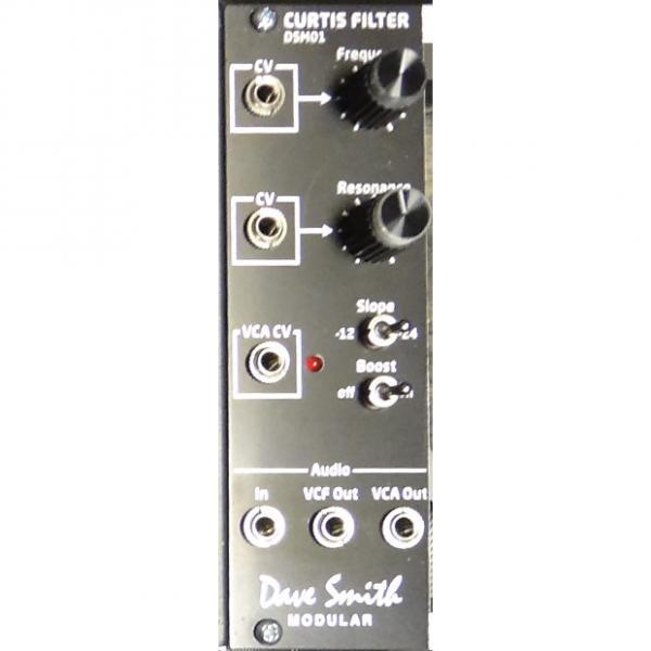 Custom Dave Smith Instruments DSM01 Curtis Filter Module Eurorack #1 image