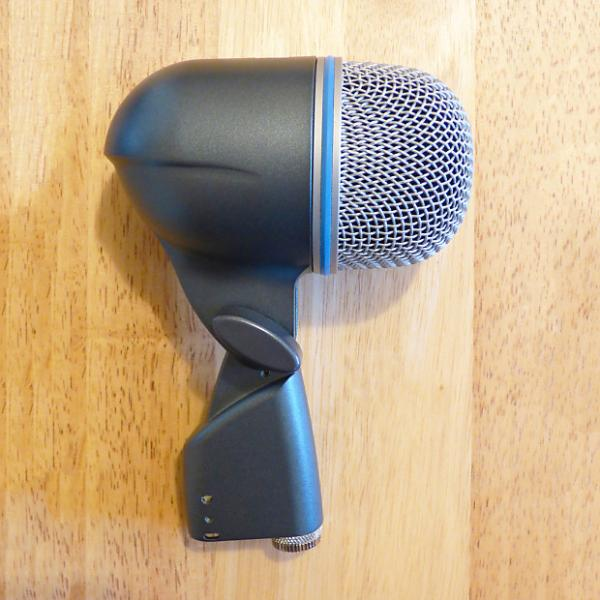 Custom Shure Beta 52A Dynamic Supercardioid Kick Drum Microphone - Great Mic For Live Or Studio Recording #1 image