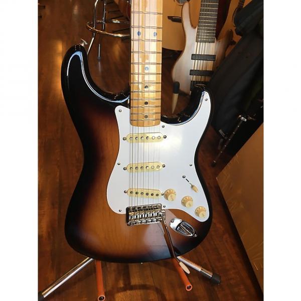 Custom Fender Classic Series '50s Statrocaster Electric Guitar 2 Color Sunburst #1 image