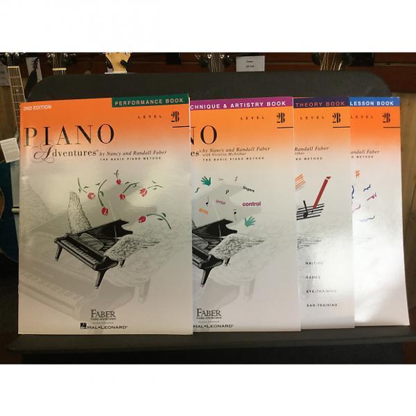 Custom Piano Adventures Level 2B - Technique & Artistry #1 image